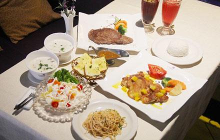 【建设大道】普罗旺斯西餐双人套餐,仅售118元,尊享市场价233元;