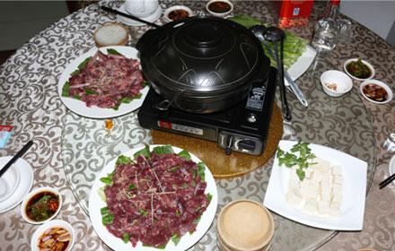 【明珠花园】【一品兔庄】5人山兔火锅套餐;仅售380元,市场价457元