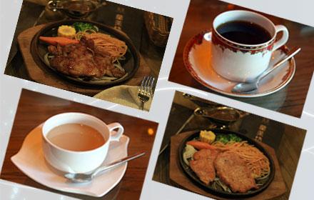 【红星路】兰茶坊后院西餐咖啡馆【单人套餐】仅售58元,市场价76元;节假日通用