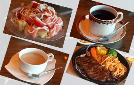 【红星路】兰茶坊后院西餐咖啡馆【双人套餐】仅售128元,市场价198元;节假日通用