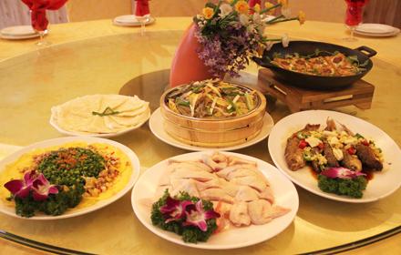 【滨江路】世纪豪廷大酒店8人套餐,仅售528元,尊享市场价788元;