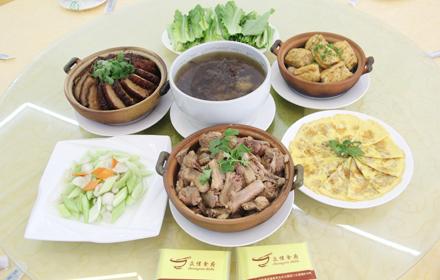 【客家公园】众信食府8-10人套餐;仅售428元,市场价538元。
