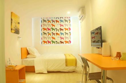 【大学城】思迈艺术酒店标准单人房仅售109元,市场价138元;