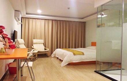 【大学城】思迈艺术酒店标准双人房仅售159元,市场价189元;