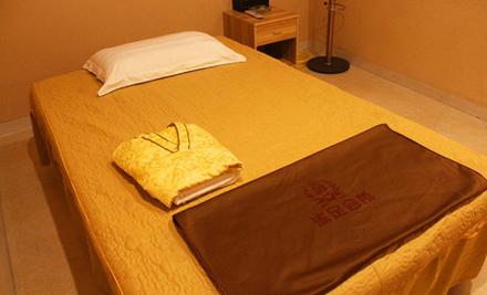 【高新区】维也纳酒店御龙阁足疗养生会所中泰式按摩1次;仅售98元,尊享市场价108元。