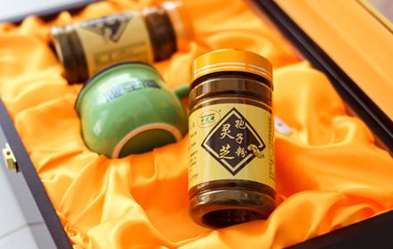 【金钩湾】河芝源50克精装孢子粉礼盒仅售328元,尊享市场价468元【细品天然·醇享生态】