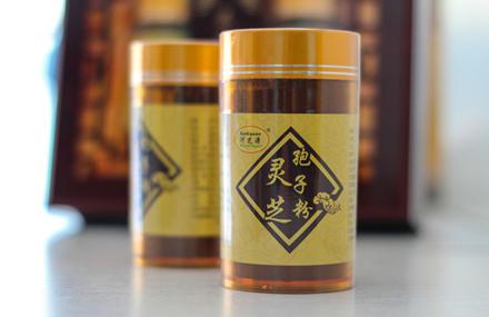 【金钩湾】河芝源80克精装孢子粉礼盒仅售468元,尊享市场价668元【细品天然·醇享生态】