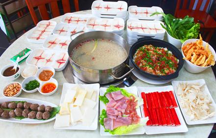 【越王大道】马家斑鱼庄8-10套餐,仅售358元,尊享市场价532元