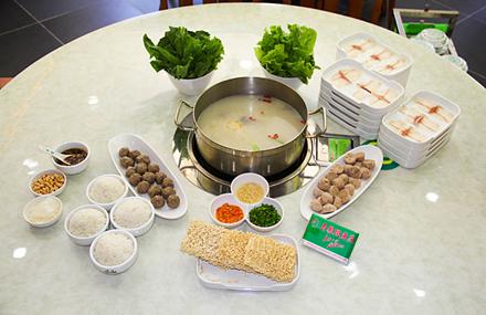 【越王大道】马家斑鱼庄4人套餐,仅售128元,尊享市场价190元