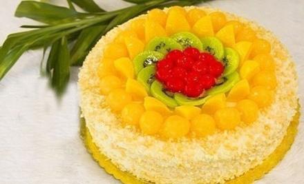 【龙川县】金麦皇冠蛋糕(4选1)仅售68元,尊享市场价96元