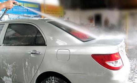 【龙川县】爱车汇汽车美容洗车1次,仅售22元,尊享市场价25元