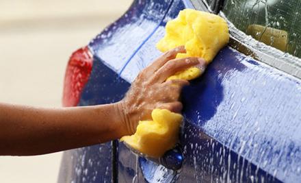 【龙川县】易捷汽车美容洗车1次,仅售20元,尊享市场价25元