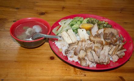 【龙川县】正宗隆江猪脚饭隆江猪脚饭(单人)仅售9.5元,尊享市场价10元