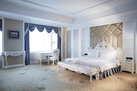 【和平县】和平县世纪大酒店总统套房,仅售9888元,尊享市场价18888元。
