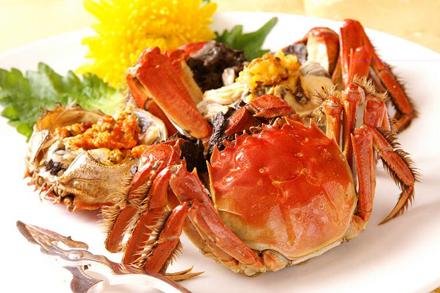 【河源市区免费送货上门】现货 大闸蟹 鲜活螃蟹2.0-2.2两纯母蟹 十只装
